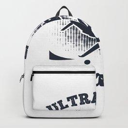Ultralight aviation Backpack