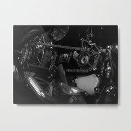 Mechanical Triumph Metal Print
