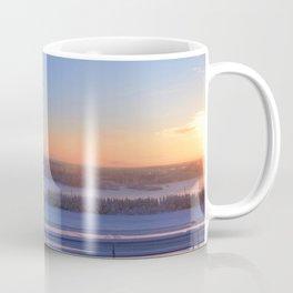 Tanana Valley Winter Coffee Mug