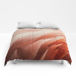 Flamingo #13 Comforters