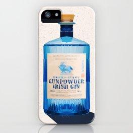 Gin // 02 iPhone Case