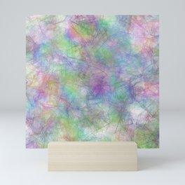 Abstract 48950 Mini Art Print