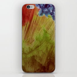 Vision of Spring iPhone Skin