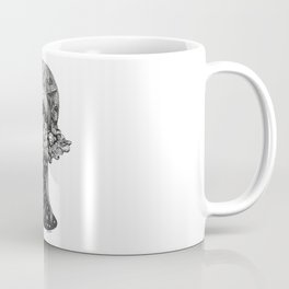 Galaxy gal III Coffee Mug