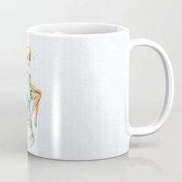 Sitting in my thimble Coffee Mug