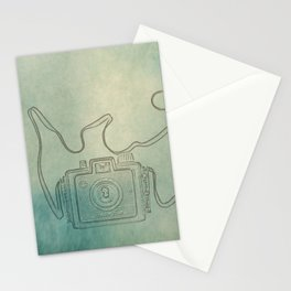 Camera Study no. 1 Stationery Cards