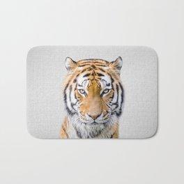 Tiger - Colorful Bath Mat