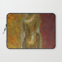 woman【Japanese painting】 Laptop Sleeve