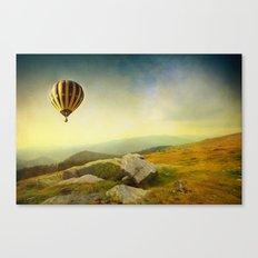 Keys to Imagination II Canvas Print