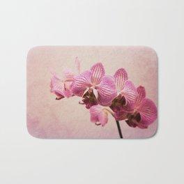 Orchids  Bath Mat