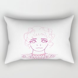 Freckled Rectangular Pillow