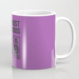Minimally Almost Famous Coffee Mug