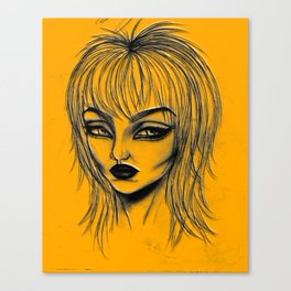 drag queen Canvas Print