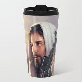 Assault Rifle Messiah Travel Mug