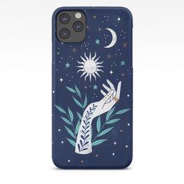 Sun Moon Stars  iPhone Case