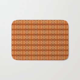 Pattern by frames Bath Mat