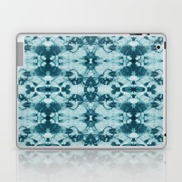 Tie-Dye Denim Print Laptop & iPad Skin