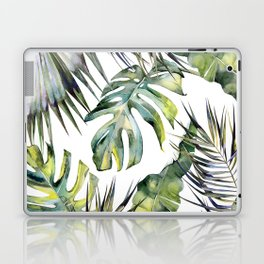 TROPICAL GARDEN 2 Laptop & iPad Skin