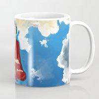 buddah Mugs featuring Adeptu Buddah by Conversa entre Adeptus