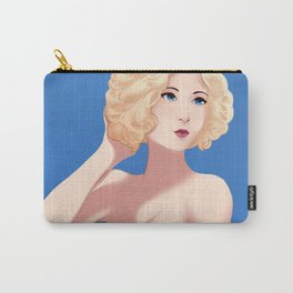 Blonde Carry-All Pouch