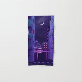 Tokyo Night Hand & Bath Towel