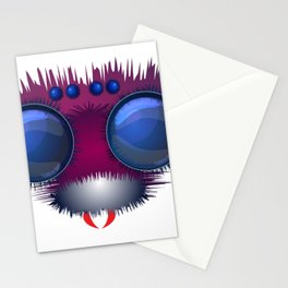 Spider Head Stationery Cards