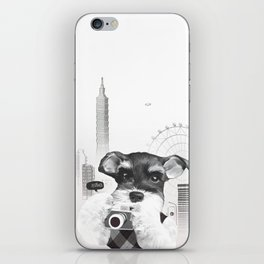 Taipei Day Trips iPhone Skin