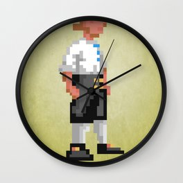 Mighty Pirate V2 Wall Clock