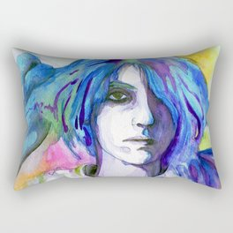 Are We There? Rectangular Pillow