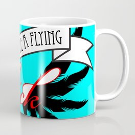 """I Don't Give A Flying Frick"" Coffee Mug"