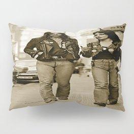 Lemmy and Joan Pillow Sham