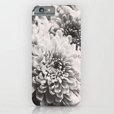 Soft flowers iPhone 6s Slim Case