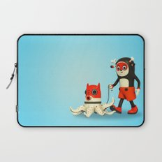 Deeryk and DaPet Laptop Sleeve
