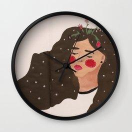 Don't Be a Pot Head Wall Clock