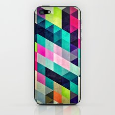 Cyrvynne xyx iPhone & iPod Skin