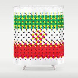 Iran Shower Curtain