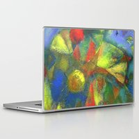 clown Laptop & iPad Skins featuring Clown by Nato Gomes