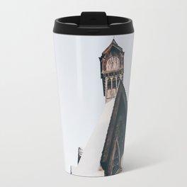 Clock Tower Travel Mug