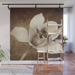 Vintage Flowers Digital Collage 12 Wall Mural