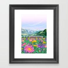 day1 Framed Art Print