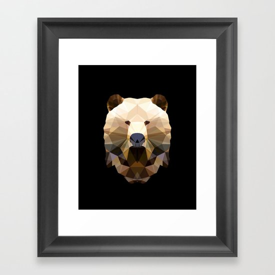 Polygon Heroes - The Bear by theblackeningco