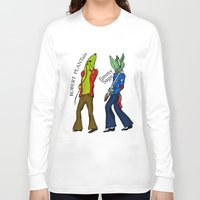 led zeppelin Long Sleeve T-shirts featuring Led Zep by Pattavina