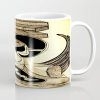 mother Mugs featuring Mother by Nima
