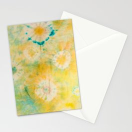 zen garden Stationery Cards