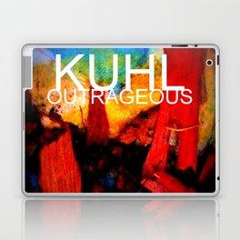 KUHL : OUTRAGEOUS Laptop & iPad Skin