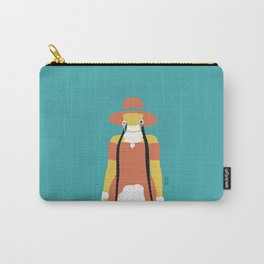 I woke up like this Carry-All Pouch