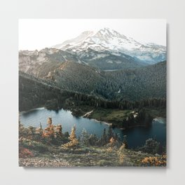 Sunrise Kingdom Metal Print