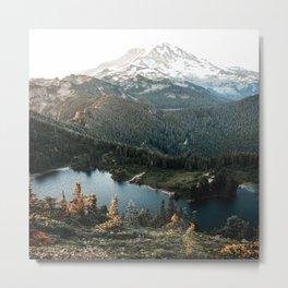 Sunrise Kingdom Metal Print