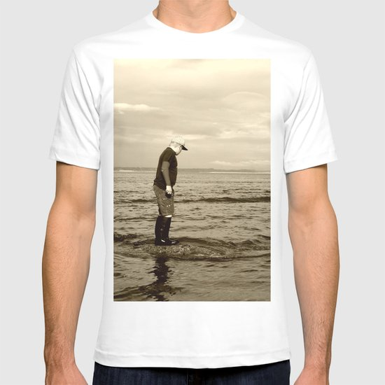 A Boy and The Sea T-shirt