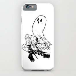Ghostie Girl iPhone Case